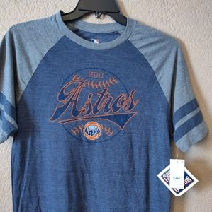 Brand New With Tags Houston Astros baseball shirt